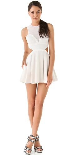 Three Floor Adolescent Sister Dress