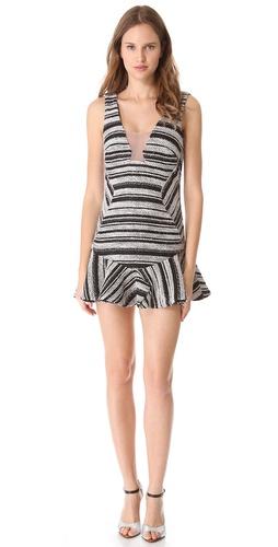 Three Floor Shortcut Dress