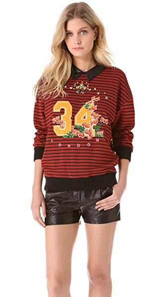 Three Floor Lucky Number Top