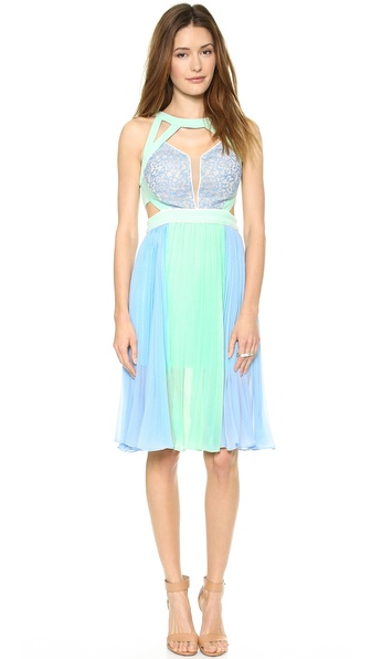 Three Floor City Lights Dress