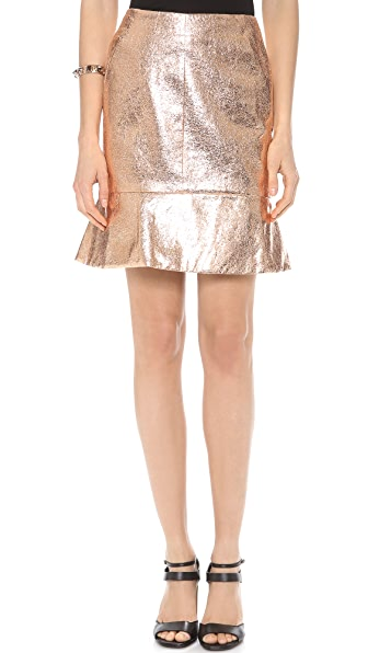 Three Floor Midas Touch Skirt