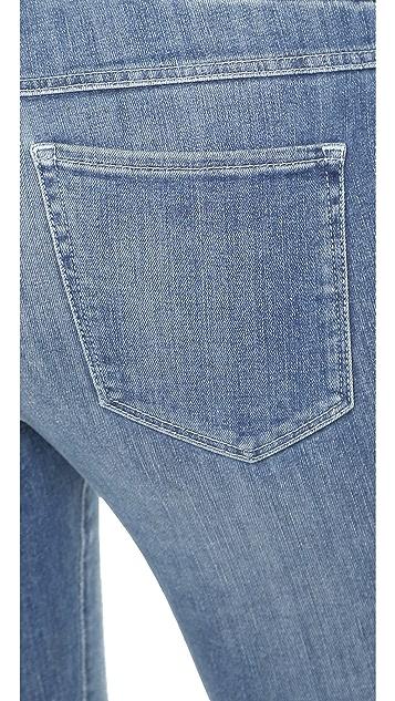 3x1 中腰紧身牛仔裤