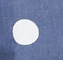 Mini Dot/White