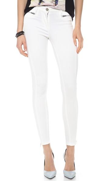 3x1 Zip Skinny Jeans