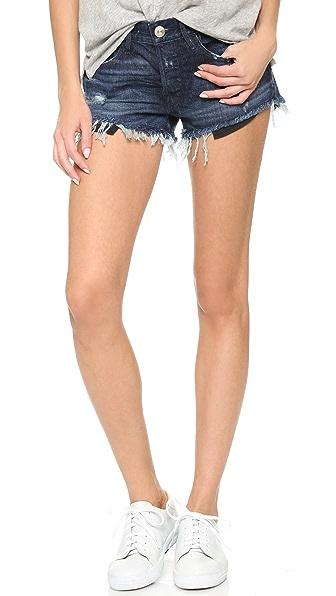 3x1 超短裤