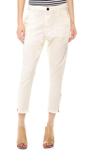 THVM Dust Zip Jeans
