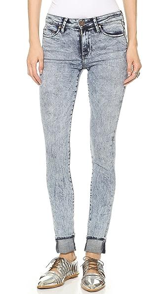 THVM Vintage Acid Wash Jeans