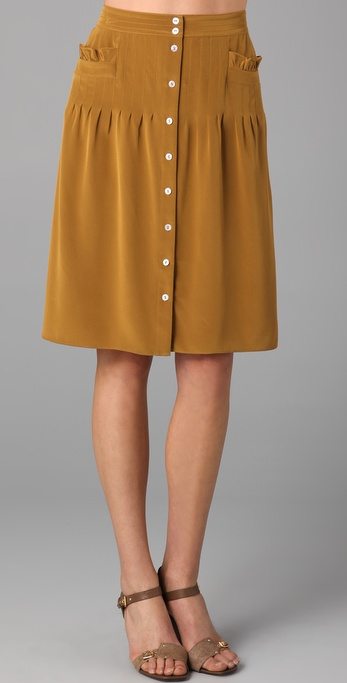 Tibi Lillian Skirt