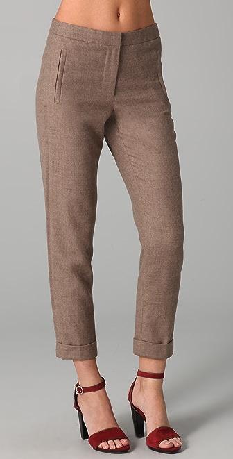 Tibi Skinny Pants