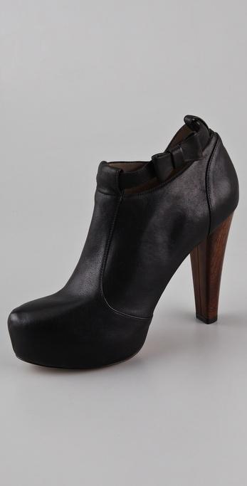 Tibi High Heel Booties
