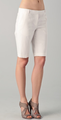 Tibi Bermuda Shorts