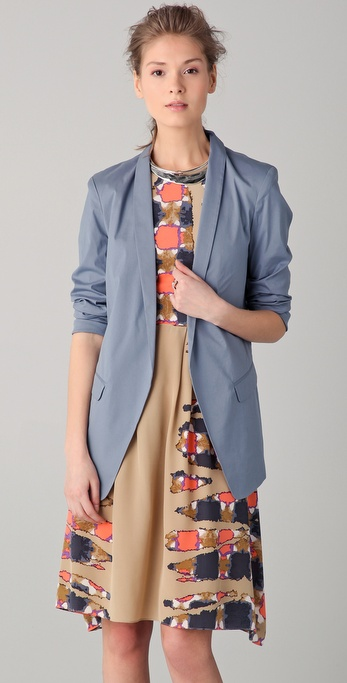 Tibi Suiting Blazer
