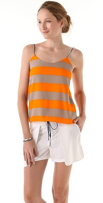 Tibi Striped Camisole