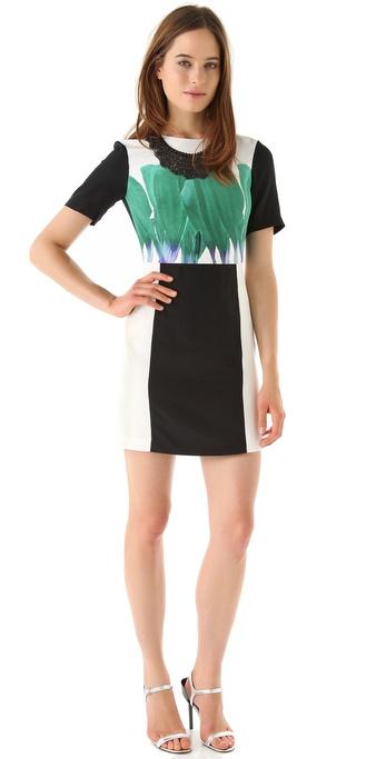 Tibi Hudson Dress