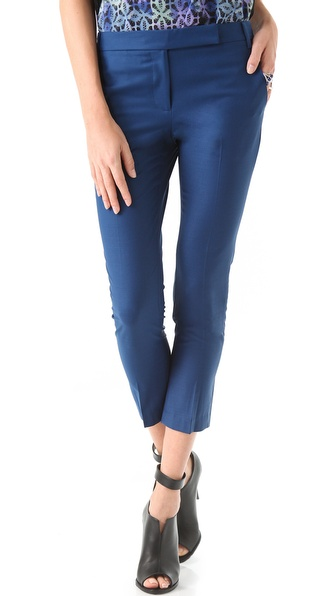 Tibi Beatles Cropped Pants