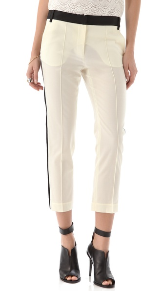 Tibi Tuxedo Beatles Pants