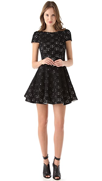 Tibi Jules Lace Dress