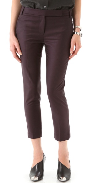 Tibi Skinny Beatles Pants