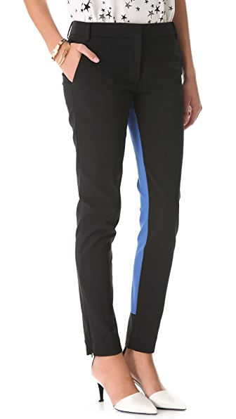 Tibi Maverick Slim Pants