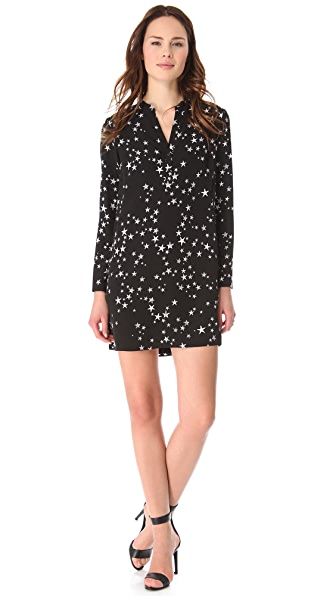 Tibi Starfish Tunic Dress