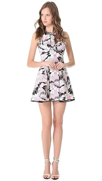 Tibi Isosceles Sleeveless Dress