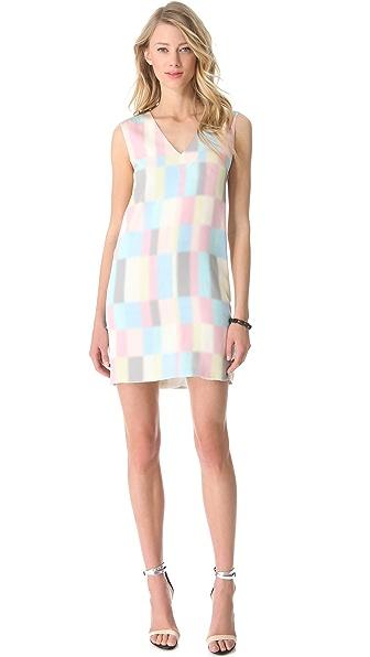 Tibi Vertex Shift Dress
