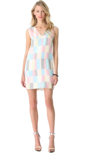 Tibi Vertex Shift Dress