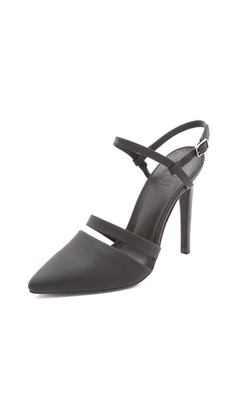 Tibi Esther Slingback Pumps