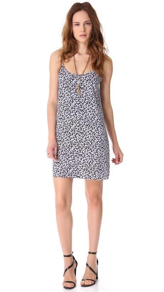 Tibi Leona Slip Dress