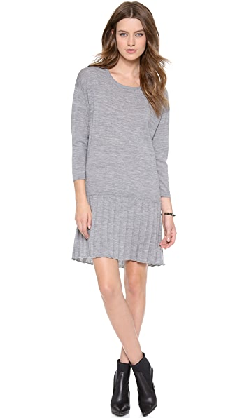 Tibi Merino Easy Dress