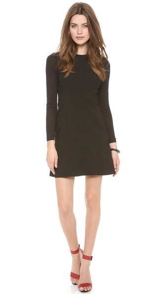 Tibi Paneled Dress