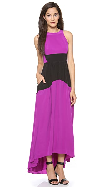Tibi Long Dress