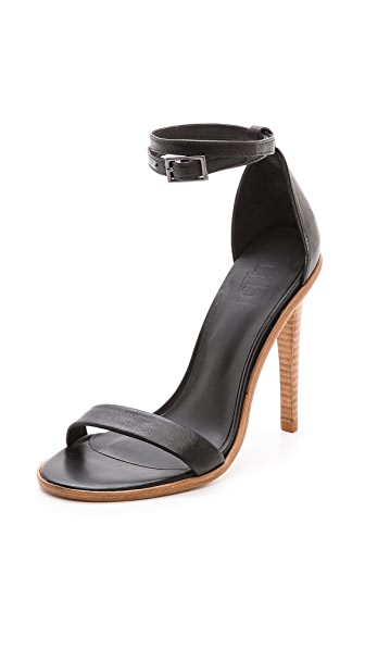 Tibi Amber Single Band Sandals
