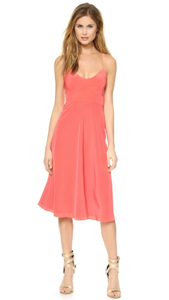 Tibi Strappy Dress