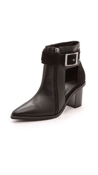 Tibi Suvi Cutout Booties