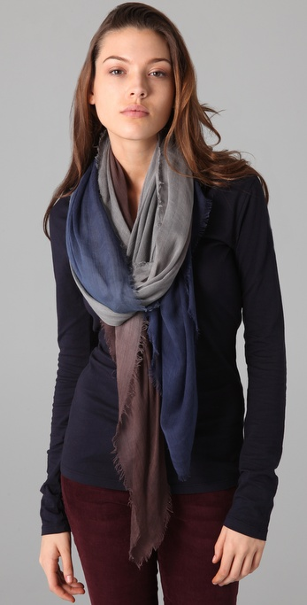tilo gradation scarf shopbop