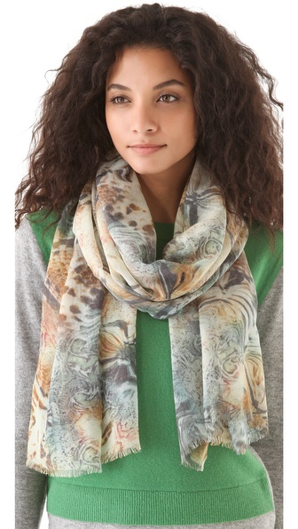 Tilo Printed Scarf
