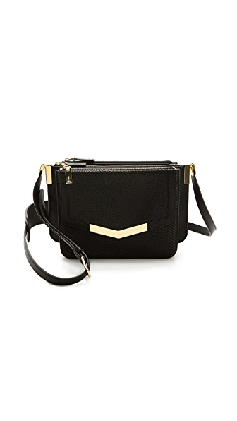 Time's Arrow Gongola Serpent Mini Trilogy Bag