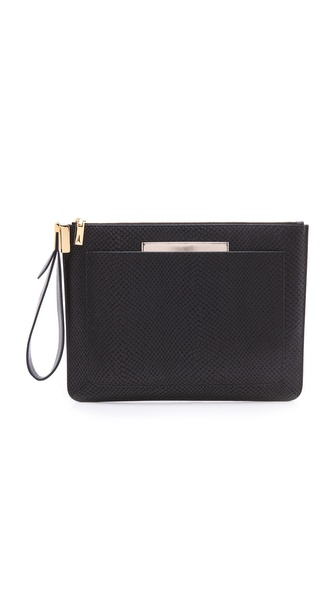 Time's Arrow Ishi Large Wristlet