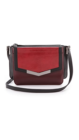 Time's Arrow Mini Trilogy Glaze Handbag