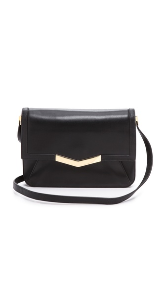 Time's Arrow Affine Small Shoulder Bag