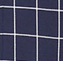 Plaid Shirting/Navy