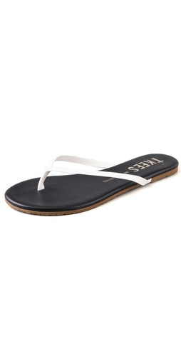 TKEES Mixed Palette Thong Sandals