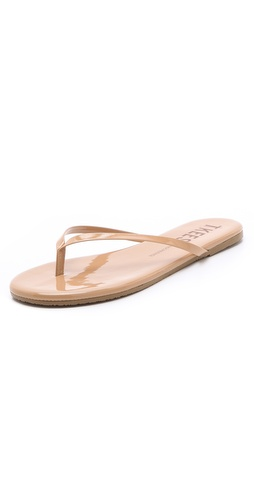 Shop TKEES Sunscreens Patent Flip Flops - TKEES online - Footwear,Womens,Flip_Flops, at Lilychic Australian Clothes Online Store