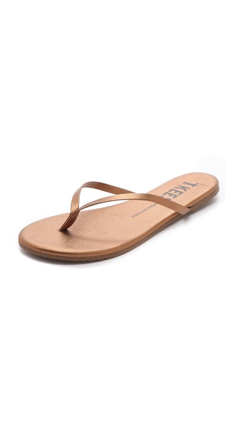 TKEES Highlighters Metallic Flip Flops