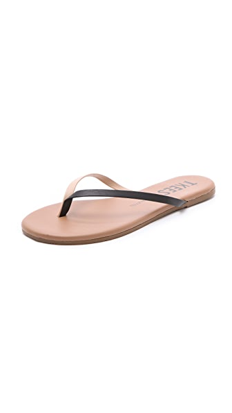 TKEES Mixed Palette Flip Flops