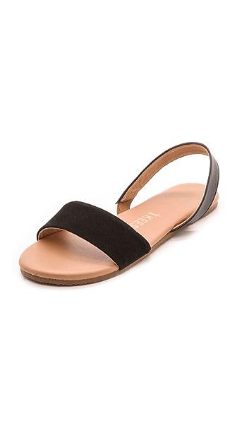 TKEES Charlie Flat Sandals