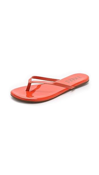 Tkees Tkees Lip Glosses Flip Flops (Orange)