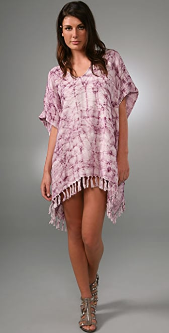 Tigerlily Doreto Batik Caftan Dress