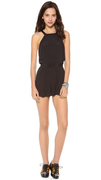 Tigerlily Amita Romper Cover Up